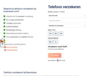 nowinsure.com cashback