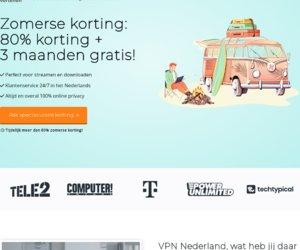 VPN Nederland cashback