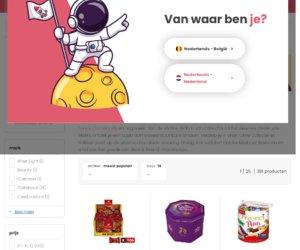 Chocolademarkt.com cashback